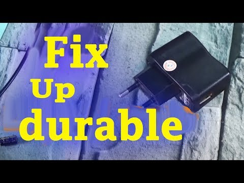 how to repair a cell Phone charger, charger repairing samsung