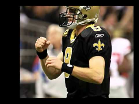 Drew Brees, New Orleans Saints agree on five-year, $100 Million deal