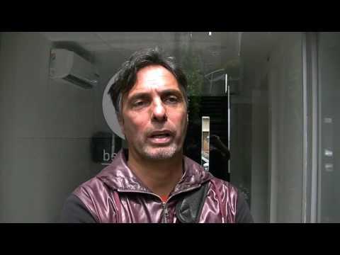 Gustavo López habló del silencio de la Selección argentina ante la prensa copy