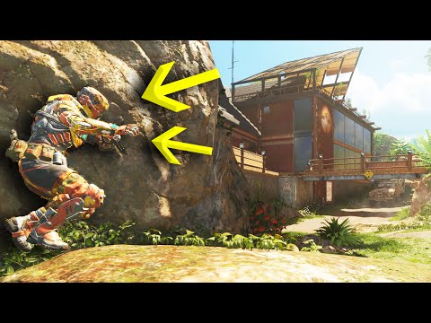 PERFECT MIKE MYERS SPOT! (Black Ops 3 Funny Moments)