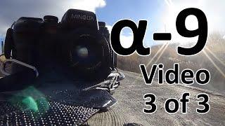 Minolta Alpha (Maxxum, Dynax) 9 Video Manual 3 of 3
