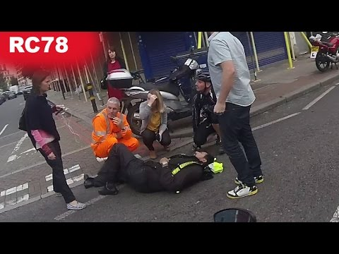 Random Compilation 78 - ft: London Police Biker Gangs