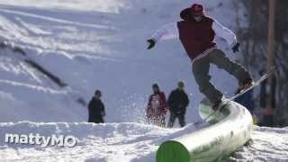Best of Snowboarding: best of railing, rail, grinds