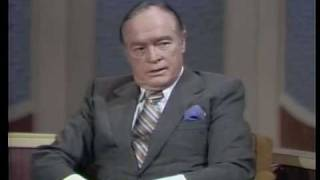 Bob Hope talks about CANCEL MY RESERVATION