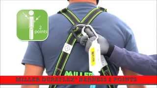 Paraşüt Tipi Emniyet Kemeri Nasıl Giyilir?  How to Put on a Safety Harness   Working at height