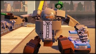 LEGO MARVEL AVENGERS - Stan Lee & Stan Buster Gameplay!