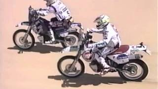 Tunisia Rallye 1994 - (Optic 2000)