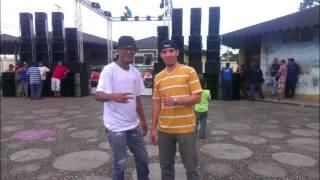 En Tarima Con Las Mas Grande Miniteca - Dj Xavier El Indetenible