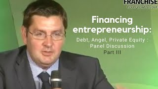 Part III   Financing entrepreneurship