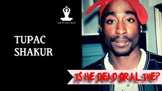 TUPAC SHAKUR - Is he DEAD or Alive??? Spirit Box Session Reveals