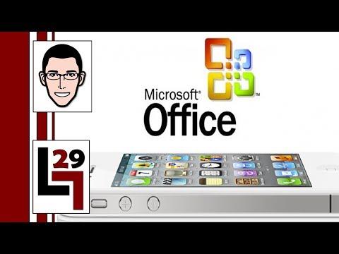 Como tener Microsoft Office en tu iPhone/iPod/iPad. Cloud On