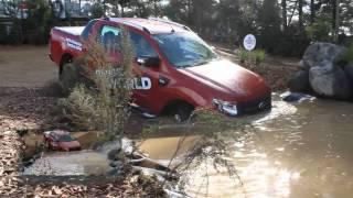 Ford Ranger 2014  Feild Days TEST
