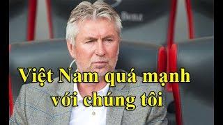 Đối thủ LỚN TIẾNG sợ thua Việt Nam tại Asian Cup dù chưa đá trận nào