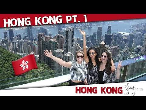 My Old Stomping Grounds | Hong Kong Shaycation Pt. 1