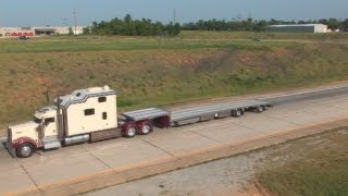 Kenworth W900 with 344in Wheelbase & ICT Sleeper - 2012 Super Rigs Show Excerpt