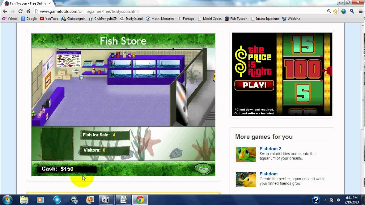 Download free play coffee tycoon hacked sunshineletitbit for Unblocked fishing games