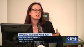 Trump is Not What He Seems - Maggie Haberman