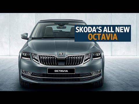 Skoda rolls out new Octavia in India