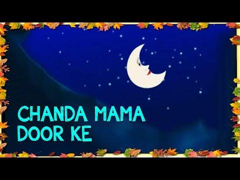 Chanda Mama Door Ke - Children's Popular Hindi Nursery Rhyme video