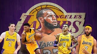 Lakers Starting 5?