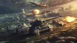 World of tanks(Xbox)Opening