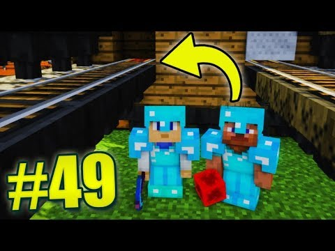 ПОСТРОИЛИ ОЧЕНЬ БЫСТРУЮ ПЕЧКУ В MINECRAFT (16 В 1)   Minecraft ВЫЖИВАНИЕ #49