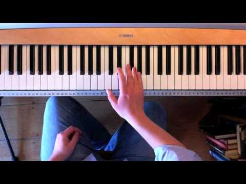 Easy Piano Improv: The 4 Minute Jazz Piano Tutorial Music Videos