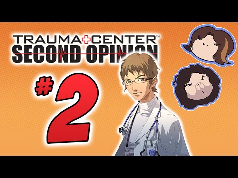 Trauma Center Second Opinion: Sergeant Doctor - PART 2 - Game Grumps