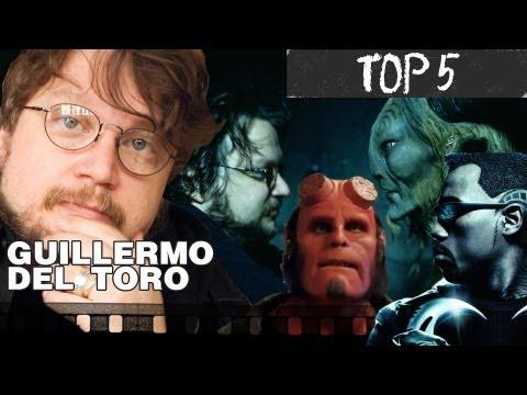 Top 5 Guillermo del Toro