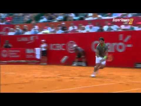 Fognini Ferrer (finale) - Copa Claro - Buenos Aires - 2014