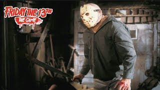 Friday the 13th Congratulations,you play** you*****