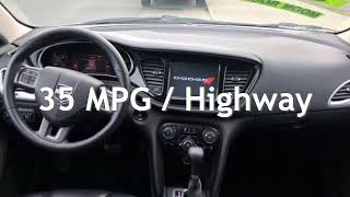2015 Dodge Dart Limited for sale in RICHMOND, CA