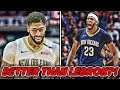 Anthony Davis Might be Better than LeBron! The Difference Between Kawhi Leonard & DeMar DeRozan!