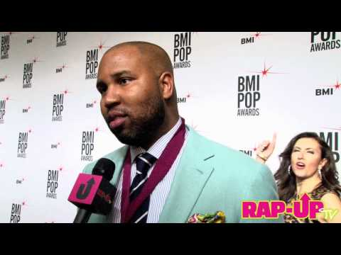 Claude Kelly Talks New Jessie J, Britney Spears Albums
