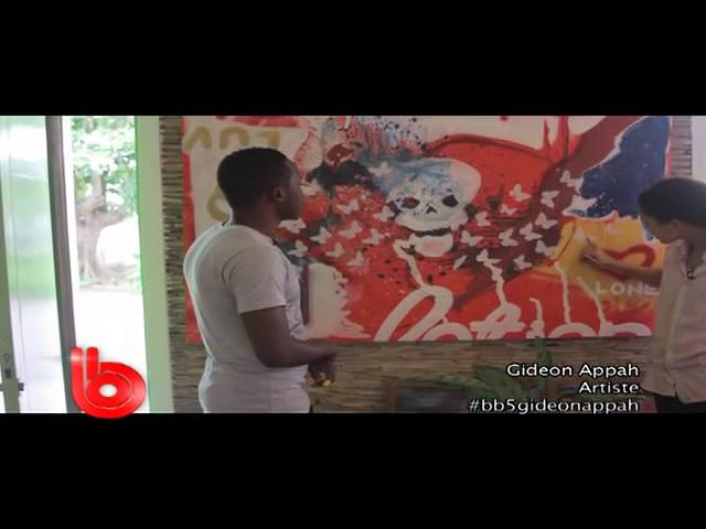 The BE BOLD Show Season 5 Ep 10 pt 2| Gideon Appah, contemporary artiste