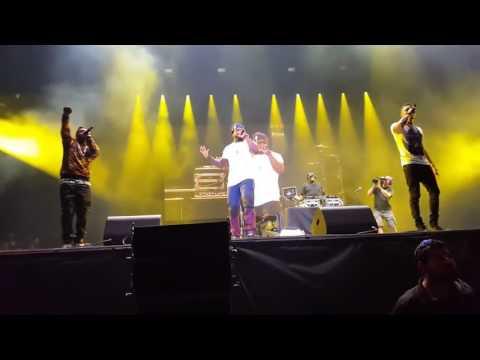 50 Cent & G Unit - Big Rich Town #POWER  @MGM Arena Las Vegas