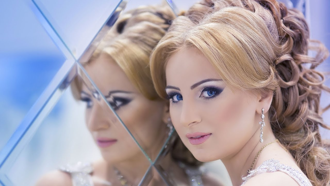 Фото свадебных прически в дагестане и макияж