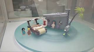 LEGO booth At NY Toy Fair 2019 - LIVE STREAM