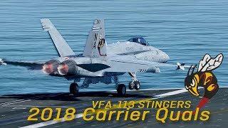 DCS F/A-18C Carrier Quals VFA-113