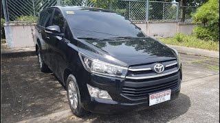 2017 Toyota Innova / Kijang Full Review