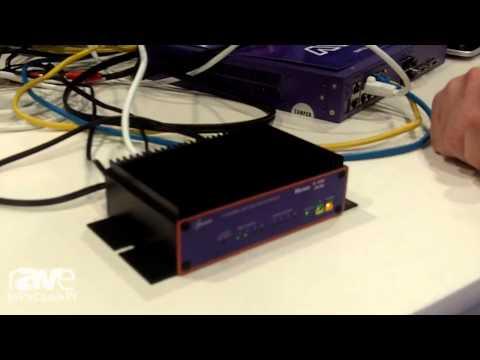 InfoComm 2014: AudioScience Shows its AVB Endpoint