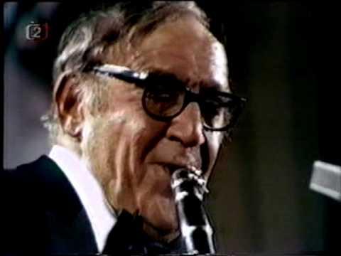 Benny Goodman In Prague Czechoslovakia 1976 #7