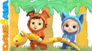 🚌 Baby Songs \u0026 Nursery Rhymes by Dave and Ava 🚌