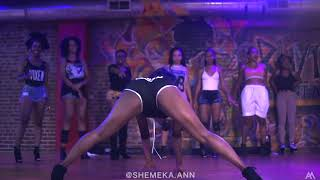 Tinashe - Throw A Fit x She'Meka Ann Choreography