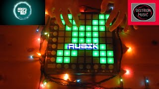 Distrion & Electro Light - Rubik Launchpad Cover