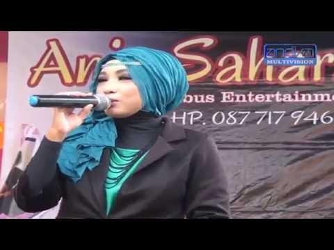 Hani Listia Ningrum Jilbab Putih ANIS SAHARA live Jangga