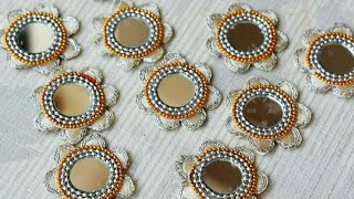 Saree patches making/ DIY/ Easy steps