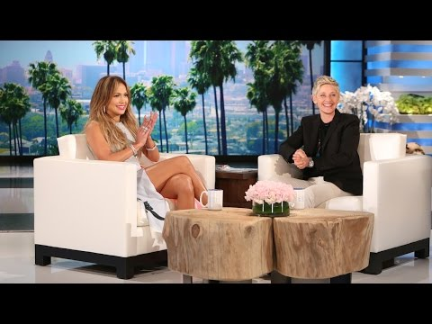 Jennifer Lopez on the Term 'Cougar'