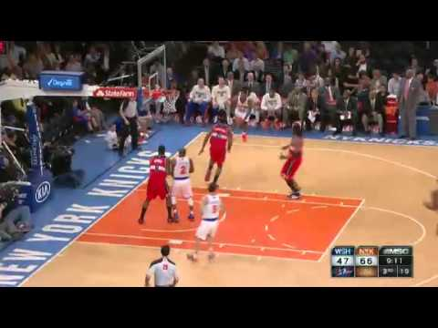 Washington Wizards Vs New York Knicks 9 April 2013 - NBA CIRCLE Highlights http://www.nbacircle.com