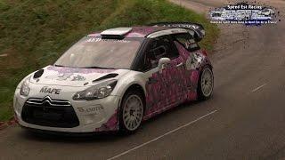 Vid�o Test Rallye Vosgien 2014 - Laurent Viana - DS3 WRC par Speed Est Racing (929 vues)